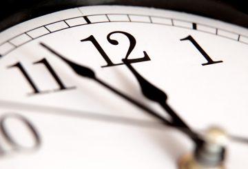 Arbeitszeit, Zeit